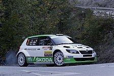 Rallye - ERC: Skoda verteidigt Führung bei Rallye du Valais