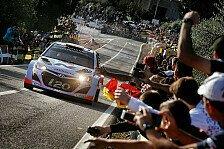 WRC - Sordo verlängert bei Hyundai