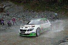 Rallye - ERC: Lappi-Sieg bringt Skoda vorzeitig den Titel