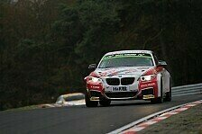 NLS - BMW M235i Cup - Kratz startet für Sorg Rennsport