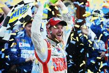 NASCAR - Gordon f�hrt den Chase an: Erste Grandfather Clock f�r Earnhardt
