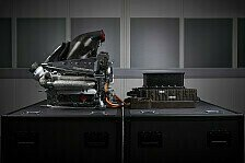 Formel 1 - Bilder: Die Mercedes Power Unit