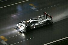 WEC - Trainingsabbruch in China: Porsche: Schwierige Bedingungen in China