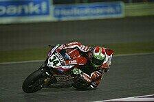 Superbike - Giugliano führt an Tag 1 im dunklen Finale