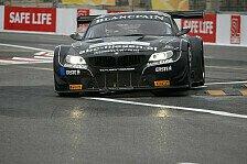Blancpain GT Serien - Pech für Schubert in Baku