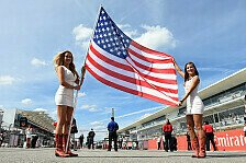 Formel 1 - Back in the USA: Zeitplan f�r den US GP 2015