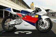 Moto3 Standard / Moto3 GP - Dieter Porsch im Interview
