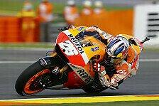 MotoGP - Pedrosa: Wind und Kurve eins als Problemzonen