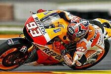 MotoGP - Marquez: Fahrgefühl viel wichtiger als Bestzeit