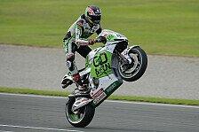 MotoGP - Redding gewinnt Open-Honda-Kampf