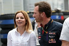 Formel 1 - Bilder: Horner meets Spice Girl: Love is in the paddock