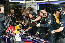Formel 1 - Retter Henry Hoover: Interview: Highlights der Red Bull-Crew