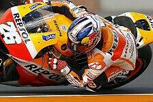 MotoGP - Pedrosa: Rang drei weder Fisch noch Fleisch