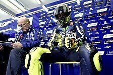 MotoGP - Blog - Der Crewchief als Ass in Rossis Ärmel
