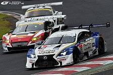Super GT - Fan-Tipp: ZF Race Reporter in Motegi