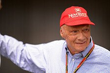Formel 1 - Bilderserie: Happy Birthday, Niki Lauda