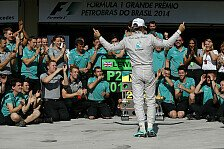 Formel 1 - Countdown zum Final-Showdown: Live-Ticker: Kurioses vom Formel-1-Tag
