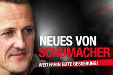 Formel 1 - Keep Fighting: News-Ticker zu Michael Schumacher