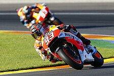 MotoGP - Marquez: 2014er-Honda besser als Nachfolger