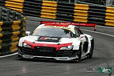 Sportwagen - Macau: Mortara holt die Pole-Position