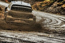 WRC - Video: VW-Highlights Rallye Gro�britannien (Tag 1)