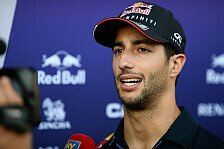 Formel 1 - Video: Daniel Ricciardo im Interview