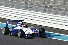 GP3 - Abu Dhabi: Stoneman siegt vor Kirchhöfer