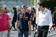 Formel 1 - Toto Wolff über Verstappen: Lieber Ocon oder Russell