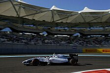 Formel 1 - Zu Inkonstant: Williams: Baustelle Start