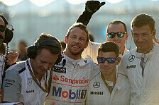 Formel 1 - Bilder: Die besten Bilder 2014: McLaren