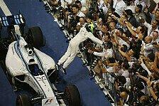 Formel 1 - Bilder: Die besten Bilder 2014: Williams