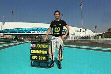 GP2 - Abu Dhabi