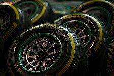 Formel 1 - Reifen für 2017: Noch einige Fragezeichen
