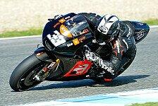 MotoGP - Melandri fordert vollen Einsatz von Team und Werk