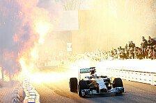 Formel 1 - Bilderserie: Die Saison 2014 von A bis Z