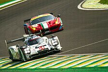 WEC - Video: WEC Interlagos 2014: Die Highlights des Rennens