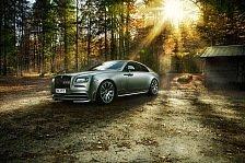 Auto - Rolls-Royce Wraith von Spofec