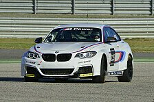 VLN - Watch the white line: MSM in Action - Selbsttest in Monteblanco
