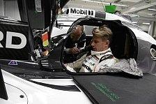 24 h von Le Mans - Hülkenberg vor erstem Test im Porsche