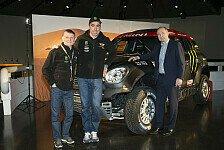 Dakar Rallye - MINI verlängert Dakar-Engagement bis 2017