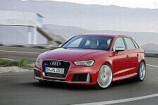 Auto - ABT Sportsline verbessert Audi RS3
