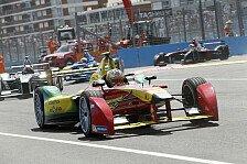 Formel E - Video: Punta del Este: Die Highlights der Freien Trainings