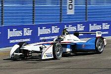 Formel E - Vergne in Miami auf Pole Position