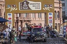 Dakar Rallye - Mini nimmt mit neun Boliden an der Dakar 2015 teil