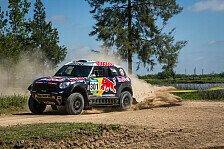 Dakar Rallye - Al-Attiyah gewinnt die zweite Wertungsprüfung