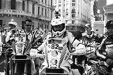 Dakar Rallye - Motorradfahrer stirbt auf 3. Etappe