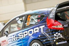 WRC - Evans' Monte-Plan: Konstanz und aufblitzende Pace