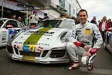 Mehr Sportwagen - Manuel Metzger: Saisonauftakt in Dubai