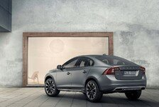 Auto - Limousine mit Cross-Over-Charakter: Weltpremiere für Volvo S60 Cross Country