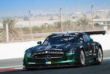 Mehr Sportwagen - Dubai: Black Falcon weiterhin in Führung